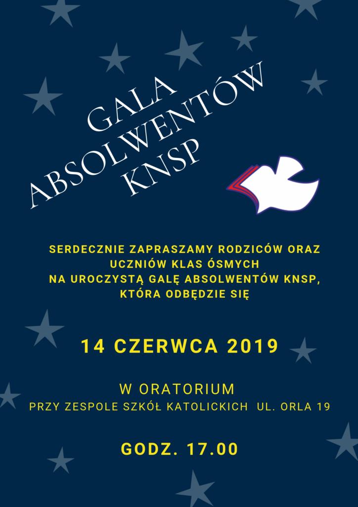 GALA ABSOLWENTÓW KNSP-2